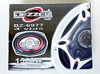 ДИНАМІК Dezzer DZ-6977 1500Wt КОМПЛЕКТ АВТО монтажный.