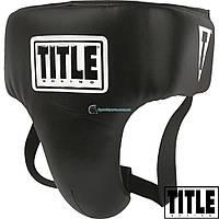 Бандаж для защиты паха TITLE Boxing Deluxe Groin Protector Plus
