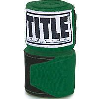 Бинты боксерские TITLE Boxing Select 180 Semi Elastic Mexican