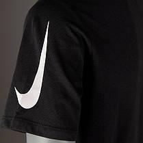 Футболка Nike Kids CR7 Logo Tee 822294-010 (Оригинал), фото 3
