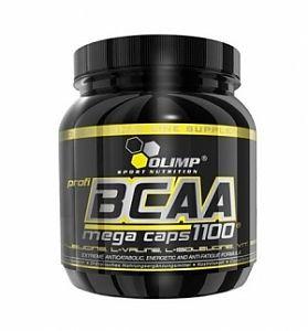 BCAA в капсулах и таблетках