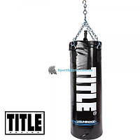 Боксерский водный мешок TITLE Boxing Liqui Shock Water