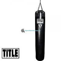 Боксерский пустой мешок TITLE Boxing Thai
