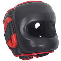 Боксерский шлем RINGSIDE Deluxe Face Saver Boxing Headgear