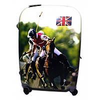 Комплект чемоданов пластик 2 шт 999_008