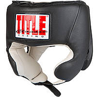 Детский боксерский закрытый шлем TITLE Classic Amateur Competiti