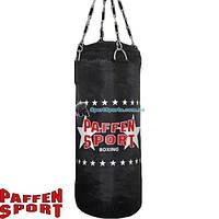 Детский боксерский мешок PAFFEN SPORT 15 кг до 12 лет