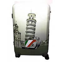 Комплект чемоданов пластик 2 шт 999_010