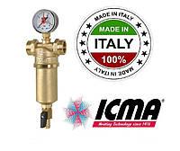 """Фильтр для холодной и горячей воды ICMA 750 1/2"""" (83750AD05)"""