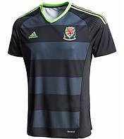 Футбольная форма сборной Уэльса, ЕВРО 2016 (выездная), фото 1