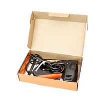 Скобозабивний пістолет (степлер) електричний INTERTOOL WT-1101, фото 3