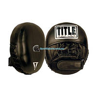 Лапы TITLE Boxing Power Air Punch Mitts