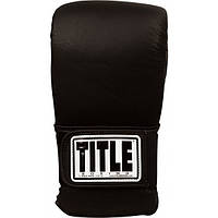 Лапы-перчатки TITLE Boxing Catch-N-Return Mitts
