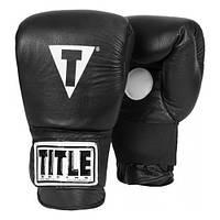 Лапы-перчатки TITLE Boxing Catch-N-Return Mitts