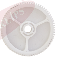 Шестерня привода стеклоподъемника Lanos Coupe