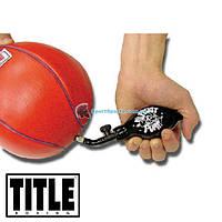 Насос для пневмогруш TITLE Boxing Pocket Pump