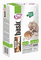 LoLo Pets MOUSE and GERBIL Food complete Полнорационный корм для мышей и песчанок