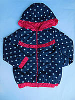 Модная детская куртка для девочек