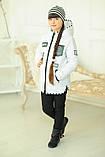 Куртка для девочки. Детская одежда. , фото 6
