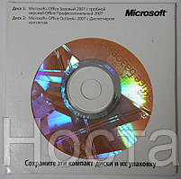 Microsoft Office Basic 2007 Russian, OEM Brand (S55-02599)