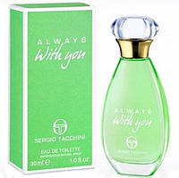 SERGIO TACCHINI ALWAYS WITH YOU edt L 50