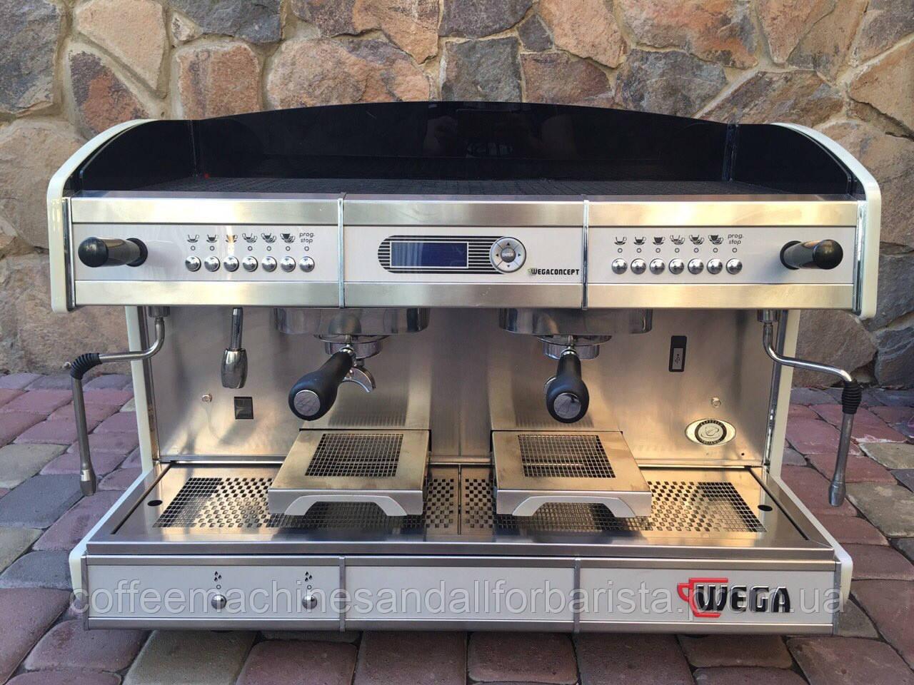 Кофемашина Wega Concept (2группы,3группы,мультибойлерная)