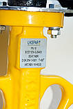 Задвижка поворотная Баттерфляй для газа RBV-16-40(G) Ду125 Ру16 (P204), фото 7