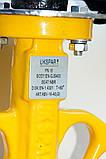 Задвижка поворотная Баттерфляй для газа RBV-16-40(G) (P204) Ду400 Ру16 с редуктором, фото 7