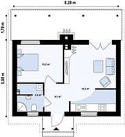 Проект Садового Дома № 5,11