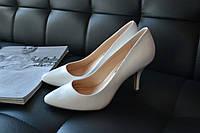 Свадебные туфли лодочки белые INC International Concepts