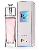 Парфюмированая вода Addict Eau Fraiche Christian Dior для женщин