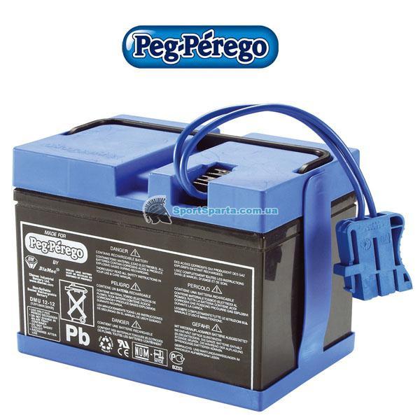 Аккумуляторы и зарядные устройства PEG-PEREGO - Интернет-магазин «Sportive» в Киеве