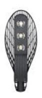 Светильник уличный фонарь Led Stels M 150W 5000К