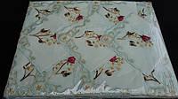 Красивая скатерть + 12 салфеток (с вышивкой), 150х220 см., 185/150 (цена за 1 шт. + 35 гр.)