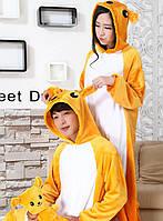 Пижама кигуруми kigurumi костюм Кенгуру S