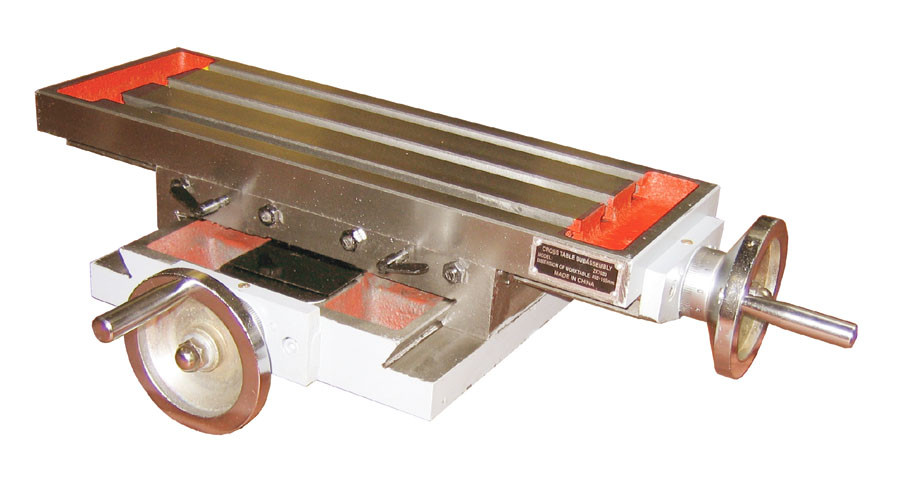 Крестовинный стол для станков ZX7020 Holzmann