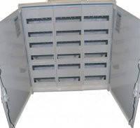 Щиток наружной установки на 216 модулей FWB63S (3 панели, 6 рядов(по 12 модулей)(ВхШхГ/950х800х140 мм)