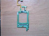 Samsung E380 шлейф