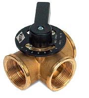 Трёхходовой смесительный вентиль Hel-Wita Minimix Ø1 1/2