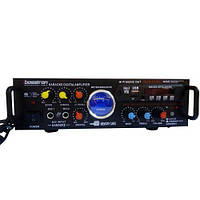 Усилитель Bosstron ABS-339U USB MP3 FM караоке , усилители звука