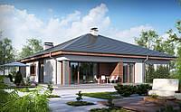 Строительство Дачного Дома по проекту № 5,12, фото 1