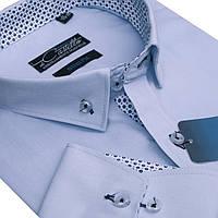 "Красивая мужская рубашка ""Castello dream"""