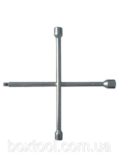 Ключ крест баллонным 17х19х21 мм Matrix 14247