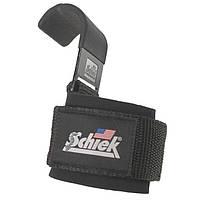 Крюки для тяги на запястья SCHIEK Power Lifting Hooks 1200 (пара)