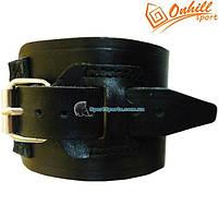 Напульсник кожаный (фиксатор после травмы) OnhillSport OS-0322