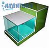 """Модуль """"Foot-Lux"""" для пилинга ног рыбками Гарра Руфа с мебелью из МДФ"""
