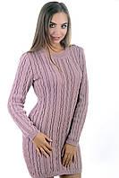 Платье-свитер Адель