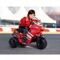 Трицикл PEG-PEREGO Ducati Desmosedici Rider VR