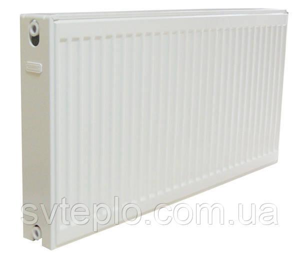 Стальной радиатор Grandini 22х500 - 600 мм
