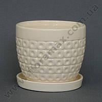 Горшок керамический К19.025.12
